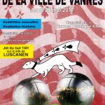 GP de pétanque de la ville de Vannes PC 2017