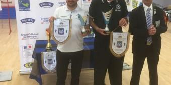 Erwan Labbé champion de Bretagne de pétanque 2017