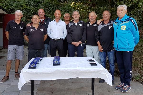 equipe de Ploeren en CDCV 2017