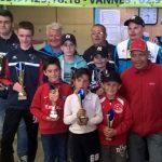 Tous les champions du morbihan doublette jeune 2017