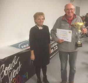 Jean Claude Peltot Carnac champion CDC1