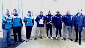 résultats du championnat du Morbihan de pétanque en triplette 2018 à Ploermel Villenard