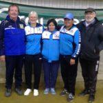 Lanesteriennes gagnantes de la coupe du morbihan féminine 2019