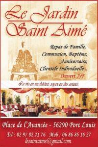 Restaurant Le Jardin Saint Port Louis