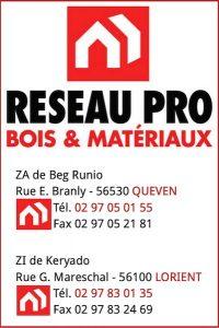Reseau Pro Bois et Matériaux Quéven et Lorient