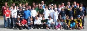 Tous les jeunes au stage des champions de pétanque à Trégueux