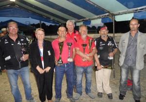 Champions doublette vétéran de pétanque 2013