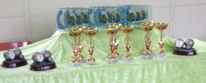 Trophées des championnats du Morbihan de pétanque jeunes